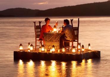 romantinis pasimatymas